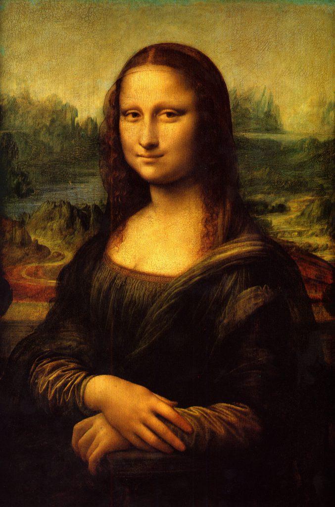 Mona Lisa af Leonardo da Vinci