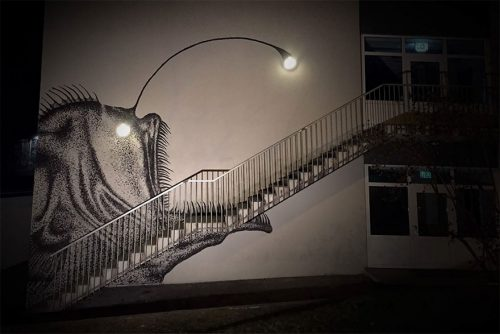 anglerfish-stair-steps-skurk-bergen-norway-1