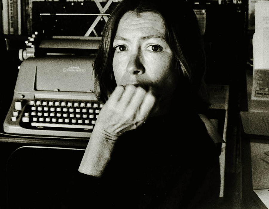 Nonfiction Guide: Joan Didion