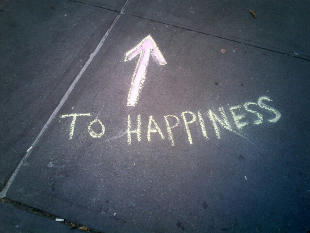 A grief observed: to happiness