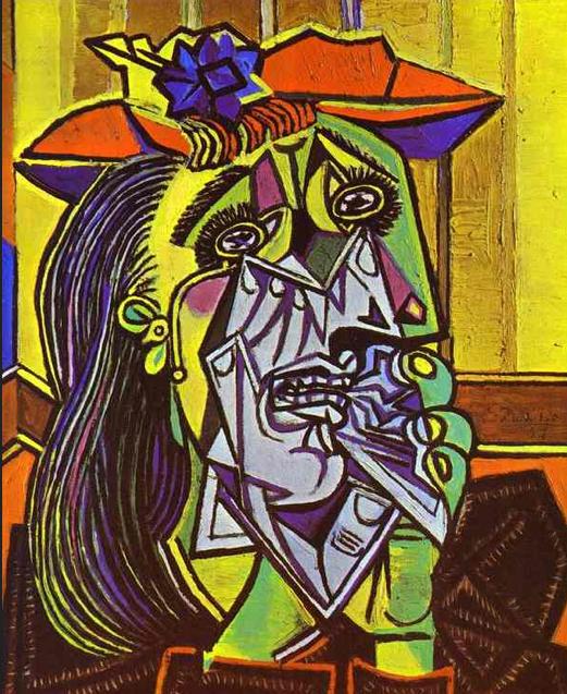 Kvindebilleder - Kubisme / Pablo Picasso