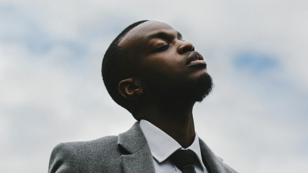 Experimental podcasting - George the Poet